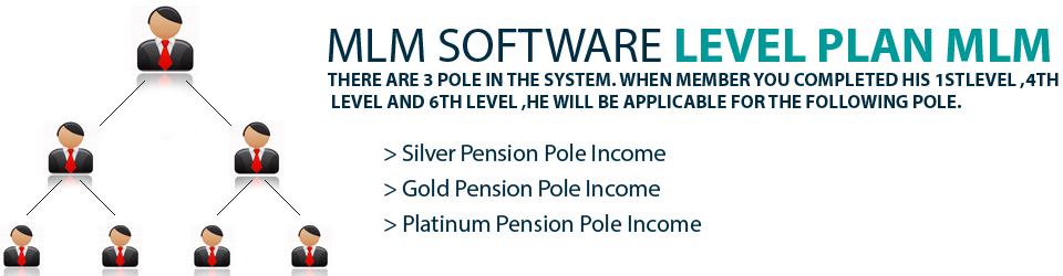 Level Plan  MLM Software - LBS Software